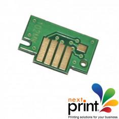 CHIP - compatibil cartus cerneala CANON PFI102MB - Chip imprimanta