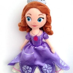 Papusa Printesa Sofia the first plus / Sofia 1 plus - Jucarii plus