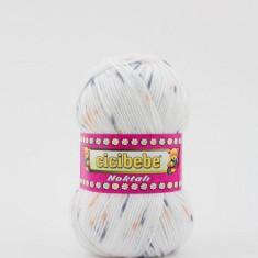 Fir crosetat / tricotat Cicibebe Noktali 33-10 - Ata