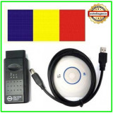 Interfata diagnoza tester auto OP.COM Opel Insignia Astra J  - 2010 Ro - EN 2012