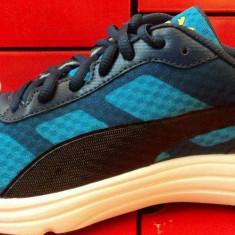 Adidasi Puma Expedite 44.5 -produs original- IN STOC - Adidasi barbati Puma, Culoare: Albastru