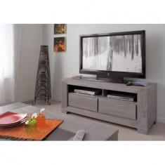 Mobilier living - Comoda TV TITAN GRI Ro