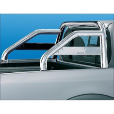 Rollbar inox compatibil NISSAN NAVARA - Bullbar auto