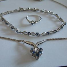 Set argint - 100 - Set bijuterii argint
