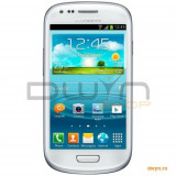 Samsung Telefon mobil Samsung i8200 Galaxy S3 Mini 8GB Ceramic White Value Edition