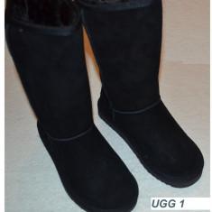 Cizme dama Ugg, Piele naturala - Cisme UGG piele naturala