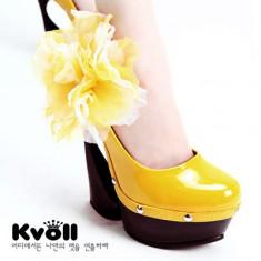 Pantofi dama - CH1363-A Incaltaminte - Pantofi cu platforma