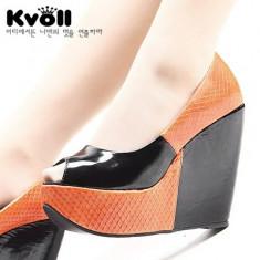 Pantofi dama - CH1342 Incaltaminte - Pantofi cu platforma
