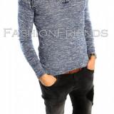 Bluza tip ZARA fashion bleumarin - bluza barbati - cod produs: 5666