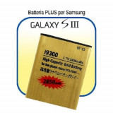 Baterie 2850 mAh pentru Samsung Galaxy S3 I9300 + folie cadou, Li-ion