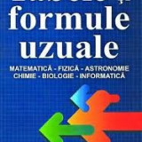 Curs - Tabele şi formule uzuale