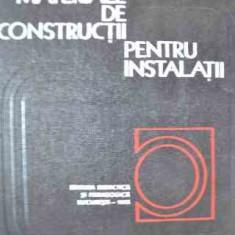 Materiale De Constructii Pentru Instalatii - I. Ivanov, 527124 - Carti Constructii