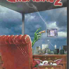 FILM - GREMLINS 2 (IATA-I CRESCAND DIN NOU) DVD - Film comedie, Romana