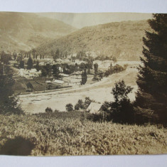 Carte Postala, Circulata, Printata - RARA! FOTO BROSTENI JUDETUL NEAMT(ACTUALMENTE JUD.SUCEAVA) ANII 30