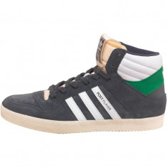 Ghete barbati Adidas, Piele naturala - Ghete ADIDAS Post Player hi top, adidasi originali, sigilati. Livrare gratis FAN