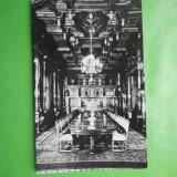 Carti Postale Romania dupa 1918, Circulata, Printata - HOPCT 5166 SINAIA -MUZEUL PELES /SUFRAGERIA / - JUD PRAHOVA RPR[CIRCULATA]