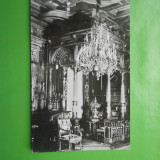 Carti Postale Romania dupa 1918, Circulata, Printata - HOPCT 5167 SINAIA -MUZEUL PELES /CAMERA DE LUCRU - JUD PRAHOVA RPR[CIRCULATA]