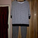 Costum xxl - Costum dama, Marime: 52, Culoare: Din imagine