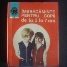 GEORGETA STOEAN - IMBRACAMINTE PENTRU COPII DE LA 3 - 7 ANI