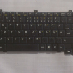 Tastatura Keyboard Laptop Amitech FreeNote 4319 030601-00091 - Tastatura laptop