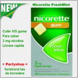 Guma Nicorette Freshmint 2mg Cutie 105 gume