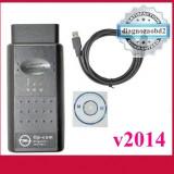 Interfata diagnoza auto - Interfata diagnoza tester auto OP.COM Opel OBD2 USB - lb. Engleza 2014 !