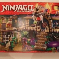 Vand Lego Ninjago 70749 Enter the Serpent, sigilat, 529piese, 7-14 ani