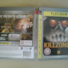 Killzone 2 PLATINUM - Joc PS3 - Playstation 3- PS 3 ( GameLand ) - Jocuri PS3, Shooting, 18+, Single player