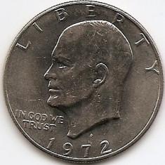 Monede Straine, America de Nord, An: 1972 - Statele Unite (SUA) 1 Dolar 1972 -