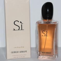 Parfum Armani, Apa de parfum - Apa de parfum Giorgio Armani Si apa parfum pentru femei
