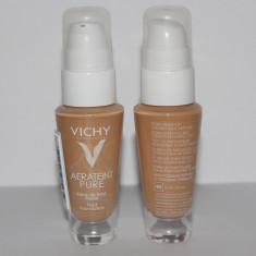 Fond de ten Alta Marca original Vichy Aerateint Pure fluid Nuanta 46 Dore.Honey, Lichid