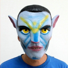 Masca carnaval - Masca Avatar Halloween petrecere tematica film costume party craciun + CADOU!