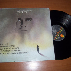 MICHEL SARDOU disc vinil LP vinyl pick-up pickup - Muzica Pop emi records