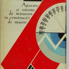 Carti Mecanica - C. Micu, s.a. - Aparate si sisteme de masurare in constructii de masini (1980)