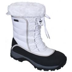 Cizme de iarna pentru femei (FAFOBOJ20001W) - Cizme dama Trespass, 38, 39, Alb