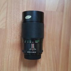 Obiectiv Vivitar 200mm f 3.5 - Teleconvertor Obiectiv Foto
