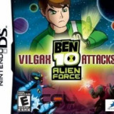 Ben 10 Alien Force Vilgax Attacks Nintendo Ds