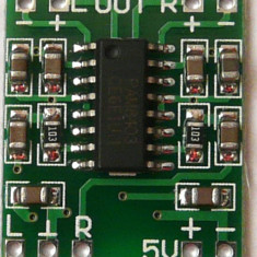 Modul amplificator audio 2, 5-5V 2x3W