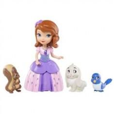 Papusa Mattel - Disney-Sofia Si Prietenii Animale