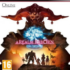 Final Fantasy Xiv A Realm Reborn Ps3 - Jocuri PS3 Square Enix