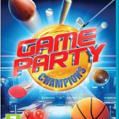 Game Party Champions Nintendo Wii U - Jocuri WII
