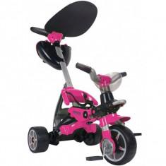 Tricicleta Bios 2 In 1 Girl Injusa - Tricicleta copii
