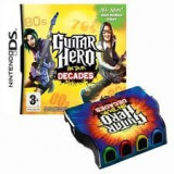 Guitar Hero On Tour Decades With Grip Nintendo Ds