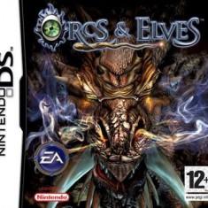 Orcs And Elves Nintendo Ds - Jocuri Nintendo DS Electronic Arts