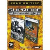 Supreme Commander Gold Pc