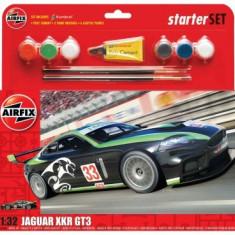 Kit Constructie Masina Jaguar Xkrgt3 - Jocuri Seturi constructie Airfix