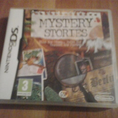 Mystery Stories - Joc Nintendo DS ( GameLand ) - Jocuri Nintendo DS, Role playing, 3+, Multiplayer