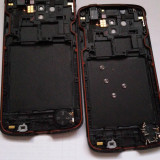 Capac baterie - Capac spate + rama Samsung Galaxy S4 active i9295 swap