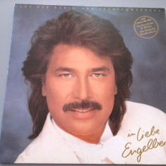 ENGELBERT HUMPERDINK - IN LOVE (1988 / BMG MUSIC/ RFG) - VINIL/VINYL/IMPECABIL - Muzica Pop ariola