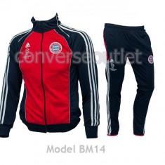 Trening Adidas Bayern Munchen - Bluza si Pantaloni Conici - Pret Special - - Trening barbati, Marime: S, M, XL, XXL, Culoare: Din imagine